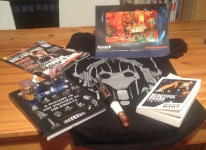 Doctor who merchandise!